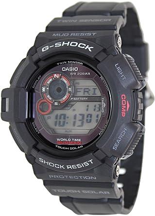Amazon.com  Casio G-9300-1ER Mens G-Shock Black Watch  Watches 2dc9878057