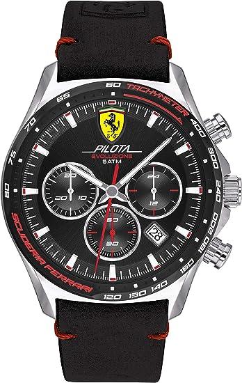 Scuderia Ferrari Watch 0830710 Amazon De Uhren