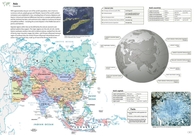 Collins world atlas illustrated edition collins maps collins world atlas illustrated edition collins maps 9780008136628 amazon books gumiabroncs Choice Image
