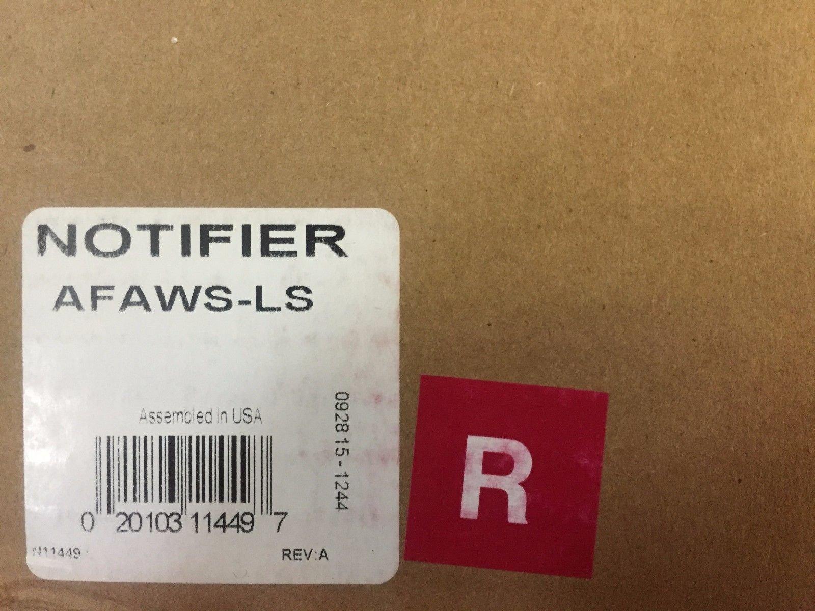 Notifier AFAWS-LS- Door Surface Mount, Latch Style Lock