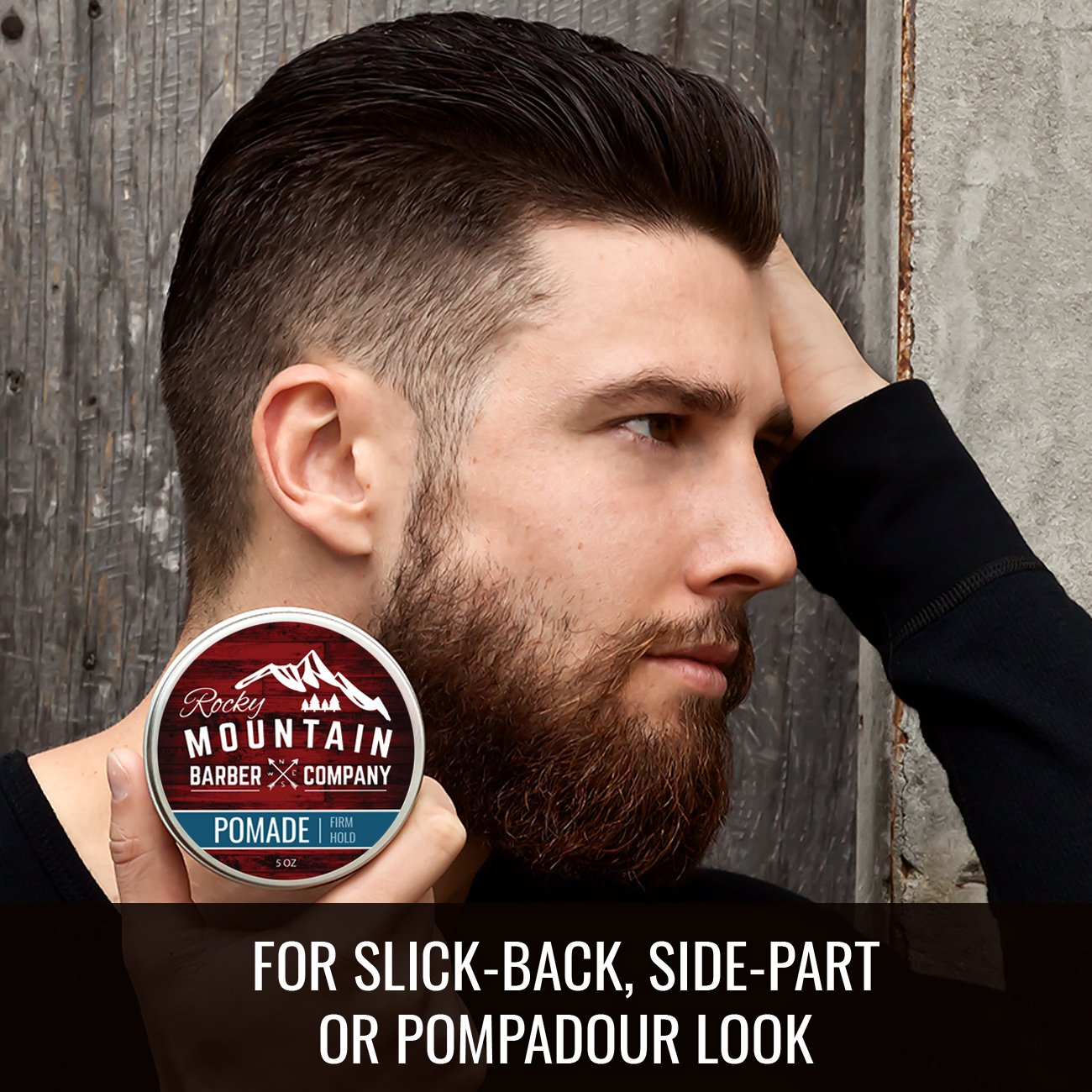 Amazon Pomade For Men 5 Oz Tub Classic Styling Product With