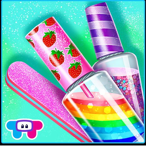 Nail Art Beauty Salon Game: Amazon.com: Candy Nail Art