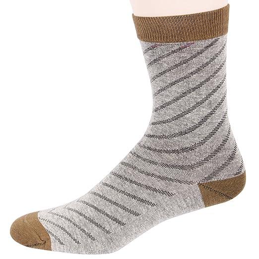 RioRiva Calcetines Cortos Para Hombre Vestir/Casual O Trabajar 100% AlgodóN En Caja Asuntos Comerciales (Hombre EU Size 39-44/ UK 5.5-9.5, BSK14-5pares): ...