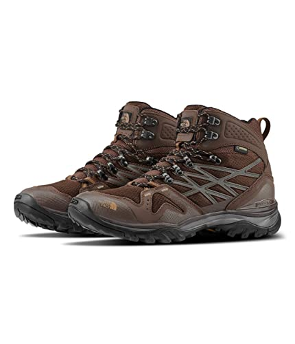 3313fc1ff4ab The North Face Hedgehog Fastpack Mid GTX Hiking Boot - Men s Chocolate  Brown Cargo Khaki