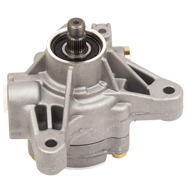 Evergreen SP-1341 Power Steering Pump fit 03-05 Honda Accord 2.4 DOHC K24A4 56110-RAA-A01
