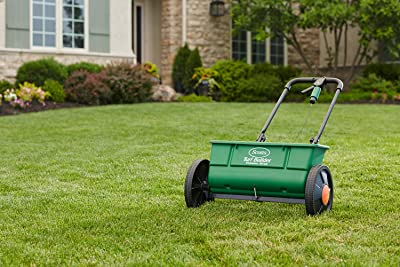 cotts 76565 Turf Builder Classic Drop Spreader, 10m