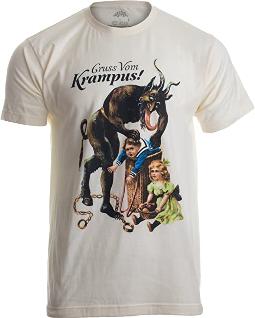1f0115057 Amazon.com: Gruss Vom Krampus! | (Greetings from) Germanic Christmas ...
