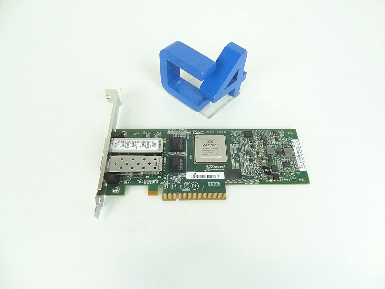 Renewed Dell 08MM6K QLE8152 DUAL PORT 10GB FC HBA PCI-E