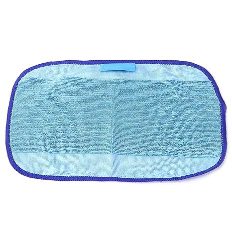 Dabixx reemplazo de Microfibra toallitas húmedas para iRobot Braava 380t 320 Menta 4200