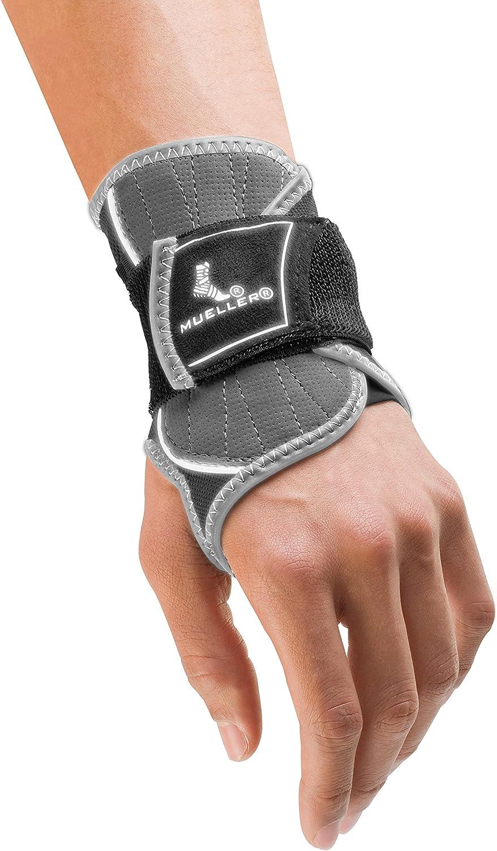 Mueller Sports Medicine HG80 Premium Wrist Brace, Large/X-Large, 0.29 Pound: Health & Personal Care