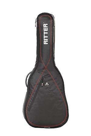 Ritter RGP2-C/BRD - Funda/estuche para guitarra clasica 4/4