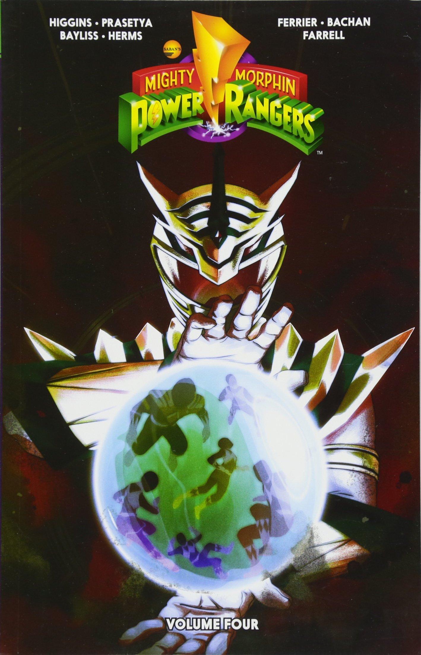 Mighty Morphin Power Rangers Vol. 4 ebook