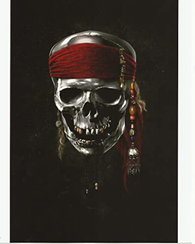 a3e88f4539fd Pirates of the Caribbean Dead Man's Chest 8x10 Poster Art Photo with ...