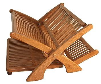 Totally Bamboo Ba208522 Dish Drying Rack