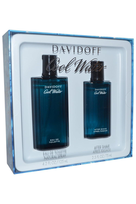 COOL WATER - Zino Davidoff SET(EDT SPR 4.2 oz +A/S 2.5) 99 Perfumes (EPI Enterprises LLC) CO521M