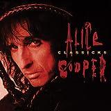 Classicks - Best Of Alice Cooper (180G/Translucent Blue & Black Swirl Vinyl)