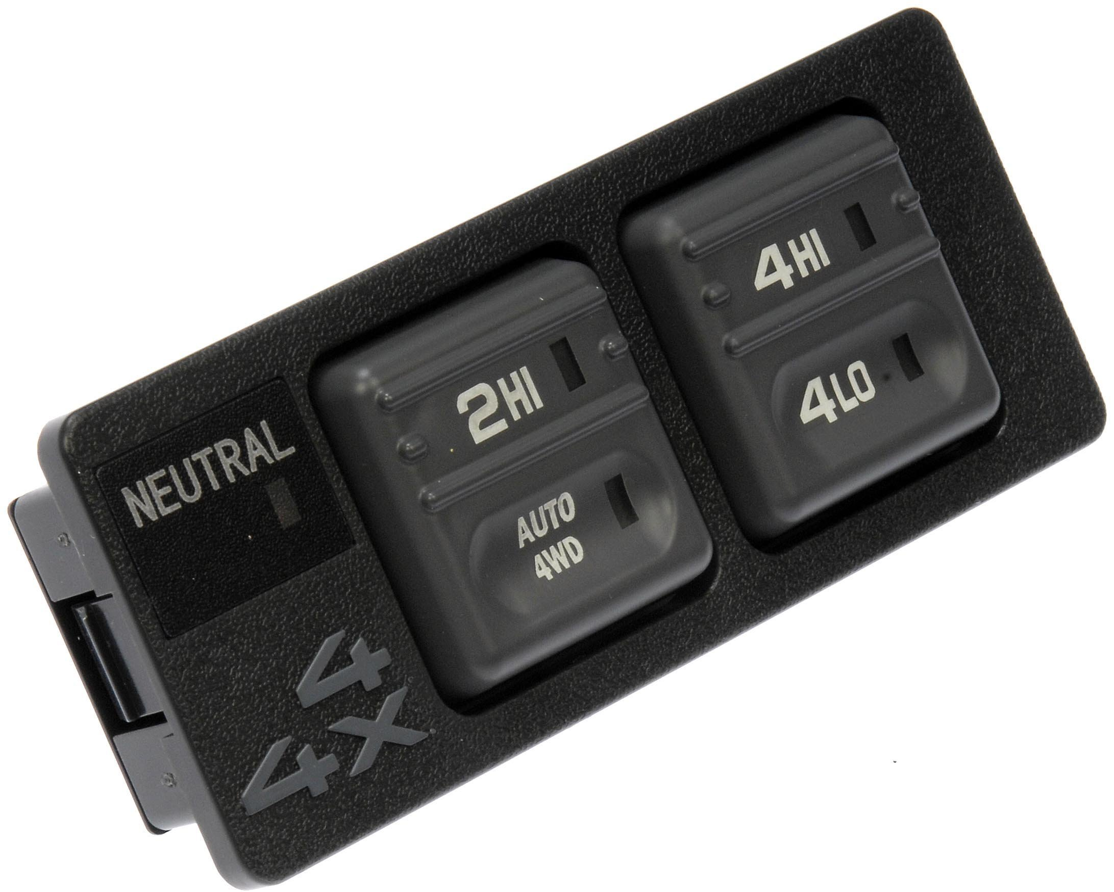 Dorman 901-130 Four Wheel Drive Selector Switch for Select Cadillac/Chevrolet/GMC Models