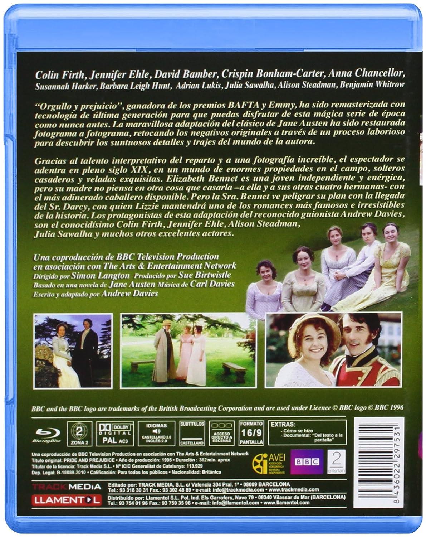 Amazon.com: Jane Austen Collection (6 Films) - 7-Disc Box Set (Northanger Abbey / Emma / Mansfield Park / Pride and Prejudice / Persuasion / Sense and ...