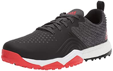 good quality new concept latest fashion Adidas Adipower 4orged S Chaussures de Golf pour Homme, Noir ...