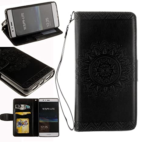 Alfort Funda Huawei P9 Lite, Carcasa Huawei P9 Lite Cover ...
