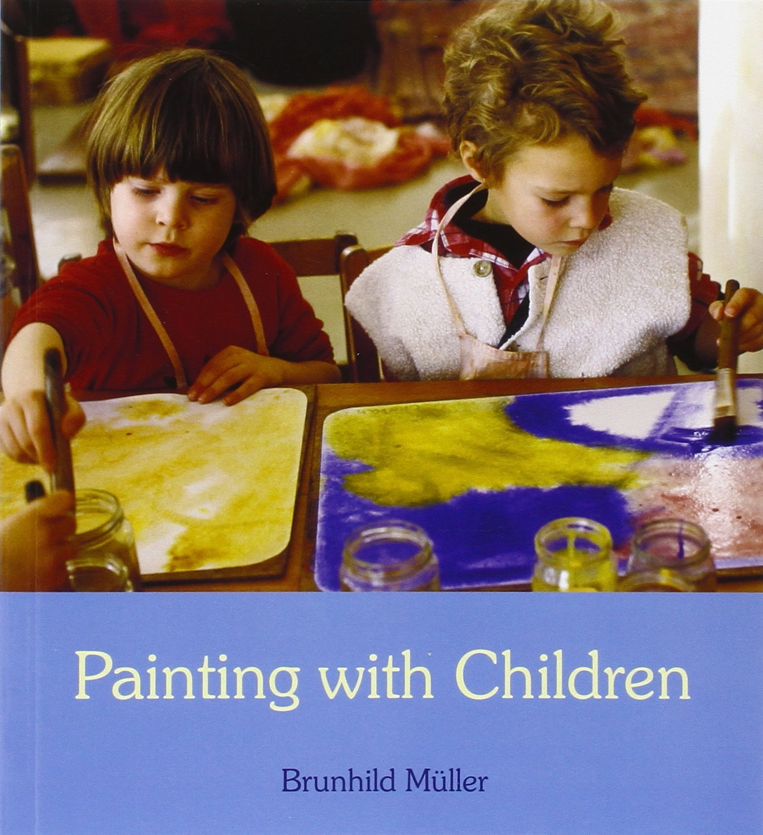 painting with children brunhild muller 9780863153662 amazoncom books - Children Painting Images
