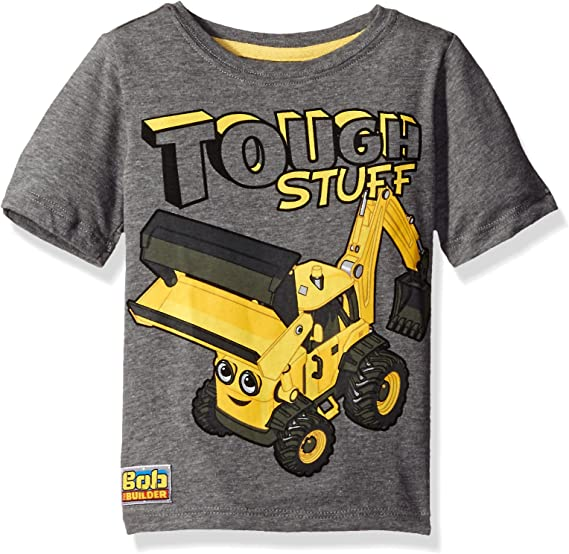 New With Tags Bob The Builder Toddler Short Pajamas Set Size 4T.