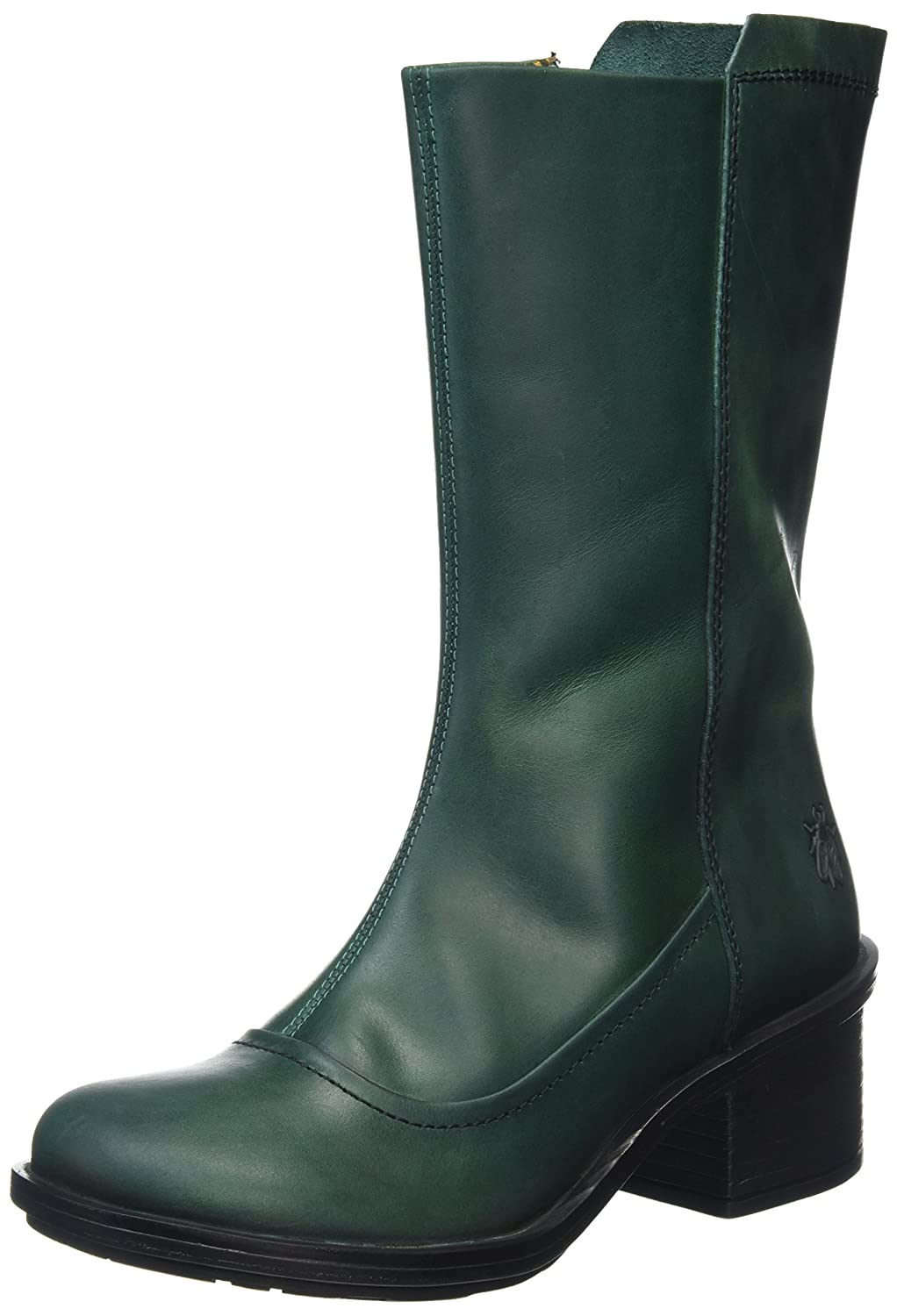 Fly London Came718fly, Botas para Mujer35 EU|Verde (Petrol)