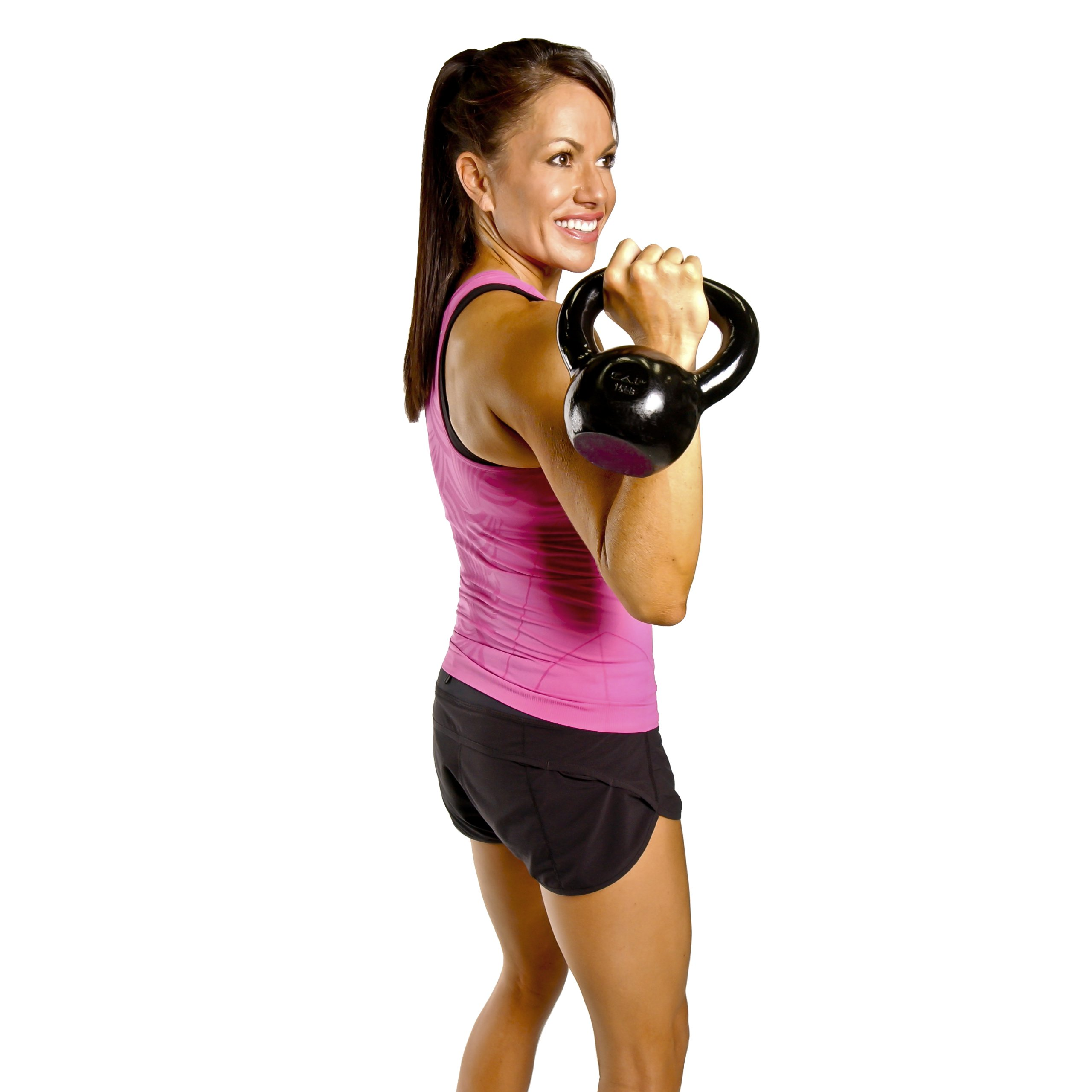 Kettlebell Size: 80 lbs by CAP Barbell (Image #3)