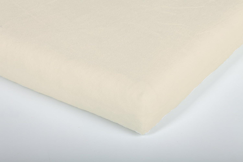 53/x 70/cm Tr/äumeland tt01016/Drap Housse pour matelas /à langer beige