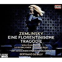 Zemlinsky Eine Florentinische Tragedie