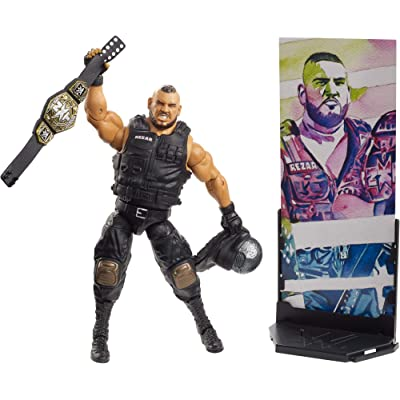 WWE Rezar Elite Collection Action Figure: Toys & Games