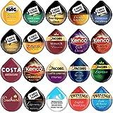 20 Tassimo T Discs Pods Variety Pack