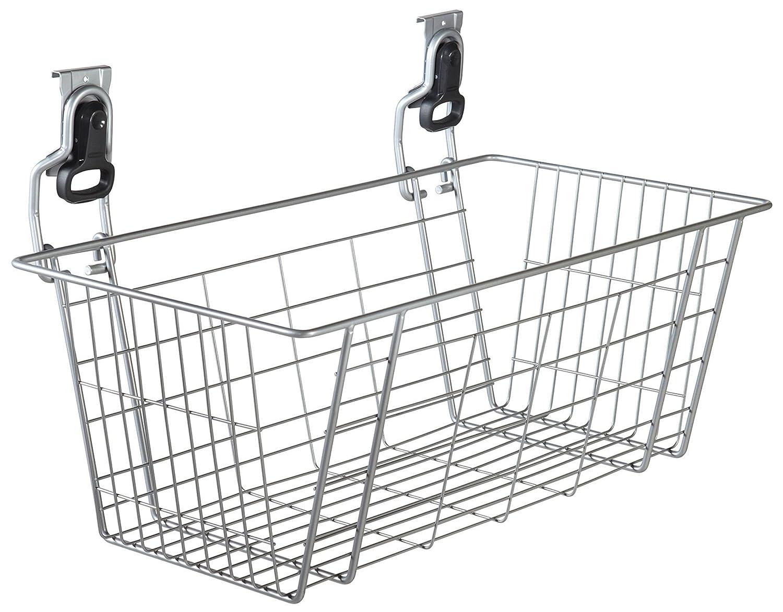 Rubbermaid FastTrack Garage Storage Wire Mesh Basket