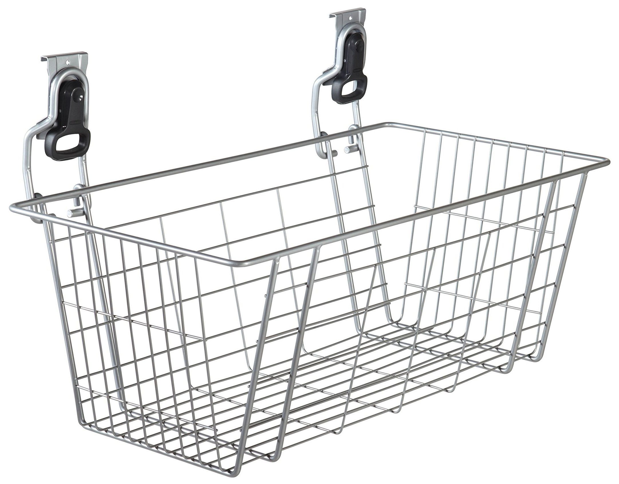 Rubbermaid FastTrack Garage Storage Wire Mesh Basket by Rubbermaid