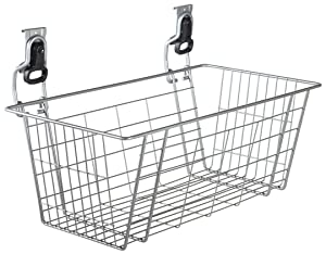 Rubbermaid FastTrack Garage Storage Wire Mesh Basket