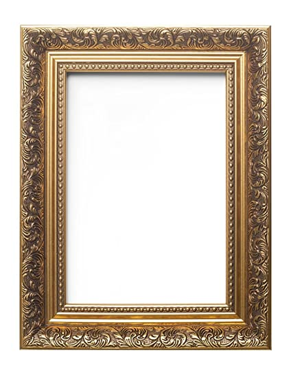 Amazon Paintings Frames Ornate Swept Antique Style French