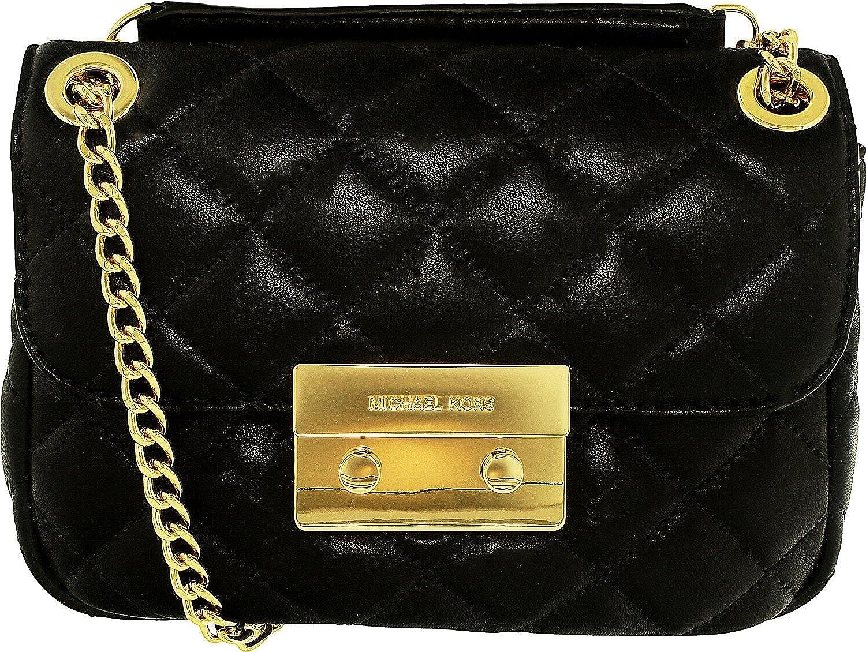 5d4ab89a1390 Michael Kors Women s Shoulder Bag Small  Amazon.co.uk  Shoes   Bags