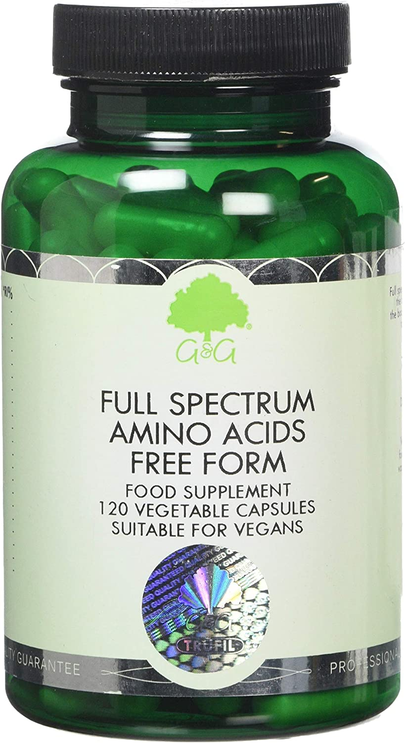 G&G Vitamins Full Spectrum Amino Acid Capsules