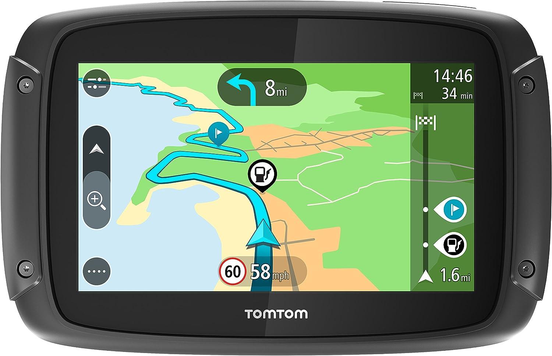 TomTom RIDER 420 Portátil/Fijo 4.3