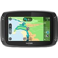 TomTom Rider 420 Navigatore GPS per Moto, Mappe Europa 48 Paesi, Nero