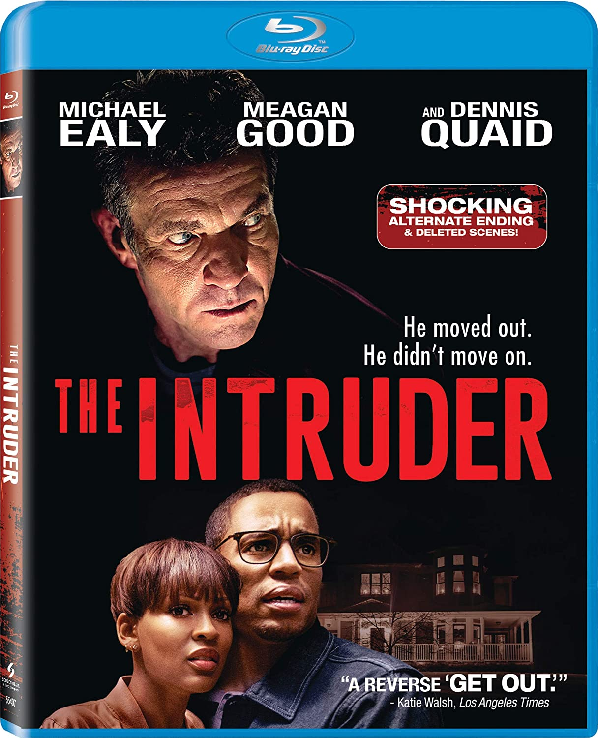 The Intruder (2019) Bluray 1080p 10bit HEVC [Org DDP 5.1 Hindi + DD 5.1 English] H265 ESubs ~RONIN~ [2.6GB] | G- Drive