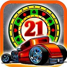 Hot Rod Blackjack Blackjack for Kindle 21 Free Classic Blackjack Free Cards Game Offline Blackjack Vegas Dealer Best Casino Bets Apps Classic Original 21 Fever