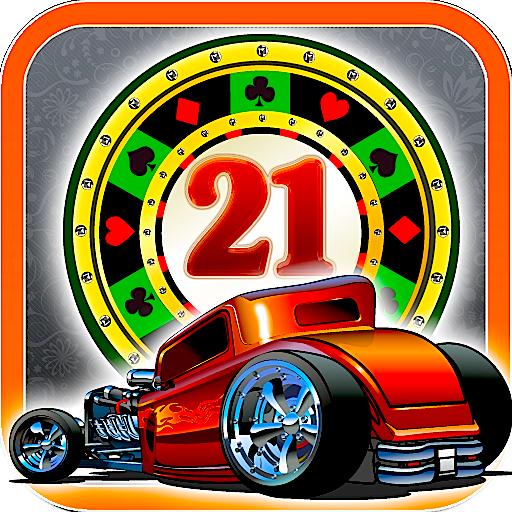 Hot Rod Blackjack Blackjack for Kindle 21 Free Classic Blackjack Free Cards Game Offline Blackjack Vegas Dealer Best Casino Bets Apps Classic Original 21 Fever (21 Rods)