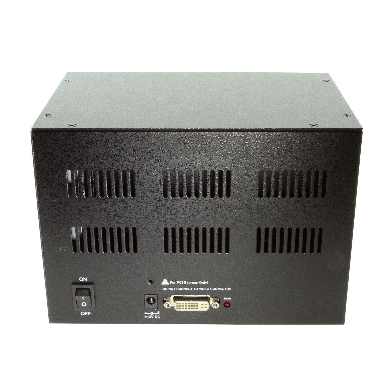 Coolgear 1 Port PCI-e to 4 X PCI Expansion Enclosure