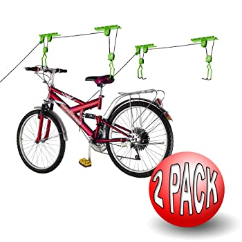 Bike Lane Bicycle Storage Lift Bike Hoist