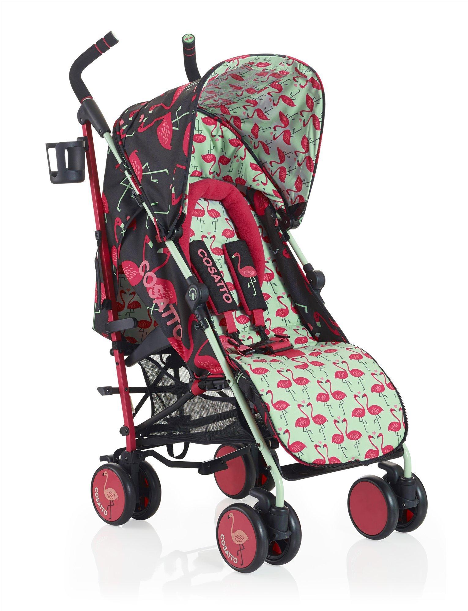 Cosatto Supa Stroller, Flamingo Fling by Cosatto (Image #2)