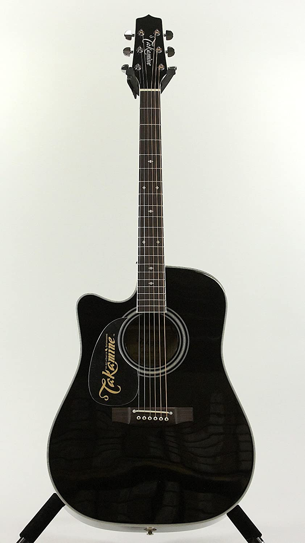 Takamine EF341SC LH - Guitarra acústica eléctrica de cedro sólido con estuche rígido: Amazon.es: Instrumentos musicales