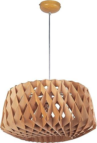 Maxim Lighting 27535UD Horgen – 12 Inch One Light Pendant, Uddo Finish