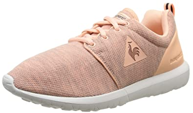 dd82cbfc099e Le Coq Sportif Dynacomf W Summer Jersey, Baskets Basses Femme, Rose  (Tropical Peach