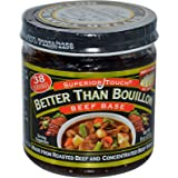 Better Than Bouillon, Superior Touch, Beef Base, 8 oz (227 g) Better Than Bouillon, Superior Touch, Beef Base, 8 oz (227 g) - 2pcs